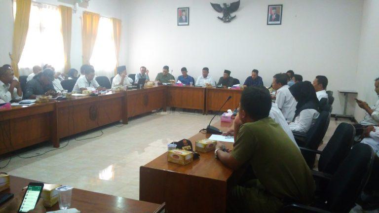 Hasil audiensi Persatuan Perangkat Desa Indonesia Kabupaten Pati direspon pihak pemkab Pati