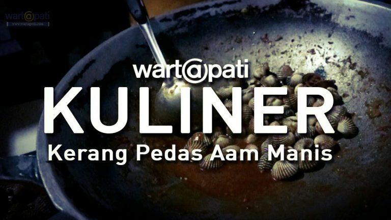 Kuliner Kerang Asin Manis Yang Merakyat