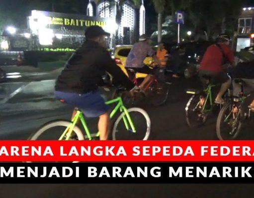 Berita pati hari ini komunitas sepeda federal pati