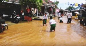 berita pati hari ini banjir pati