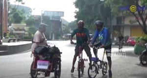 Berita pati sepeda lipat bronton