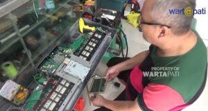 Berita pati berita rembang berita jepara berita blora service keyboard pati