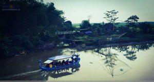 berita pati hari ini wisata susur sungai juwana