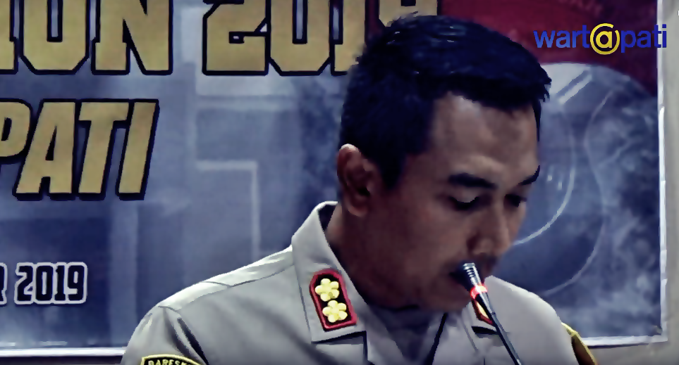 berita pati hari ini kapolres AKBP Bambang Yudhantara Salamun pati