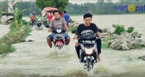 berita pati hari ini pati banjir Desa KoripanDriyo