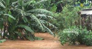 Limpas Air Sungai Silungonggo Sebabkan Aktivitas Desa Sidoarjo Terganggu